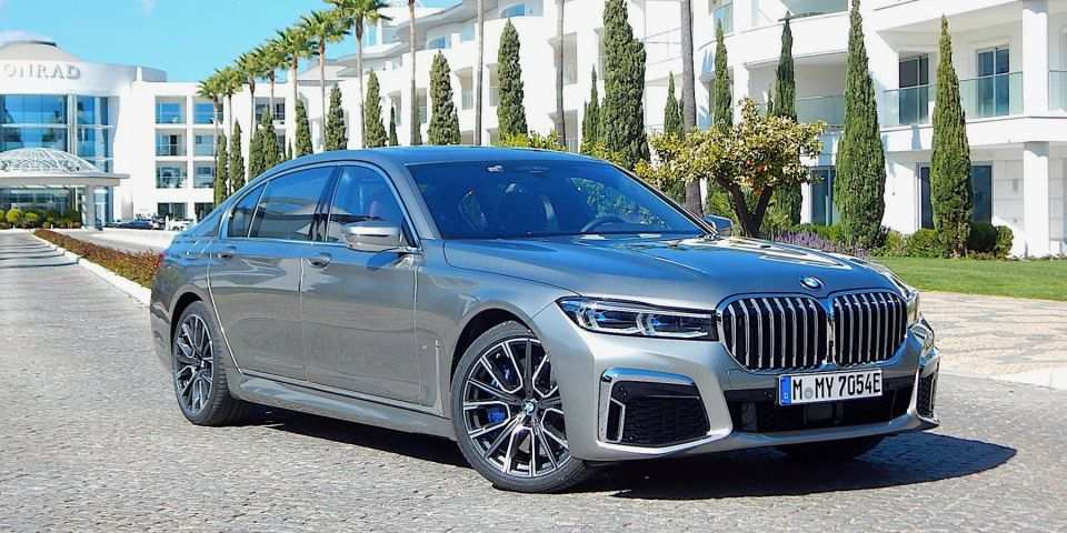 73 The 2020 BMW 7 Series New Review