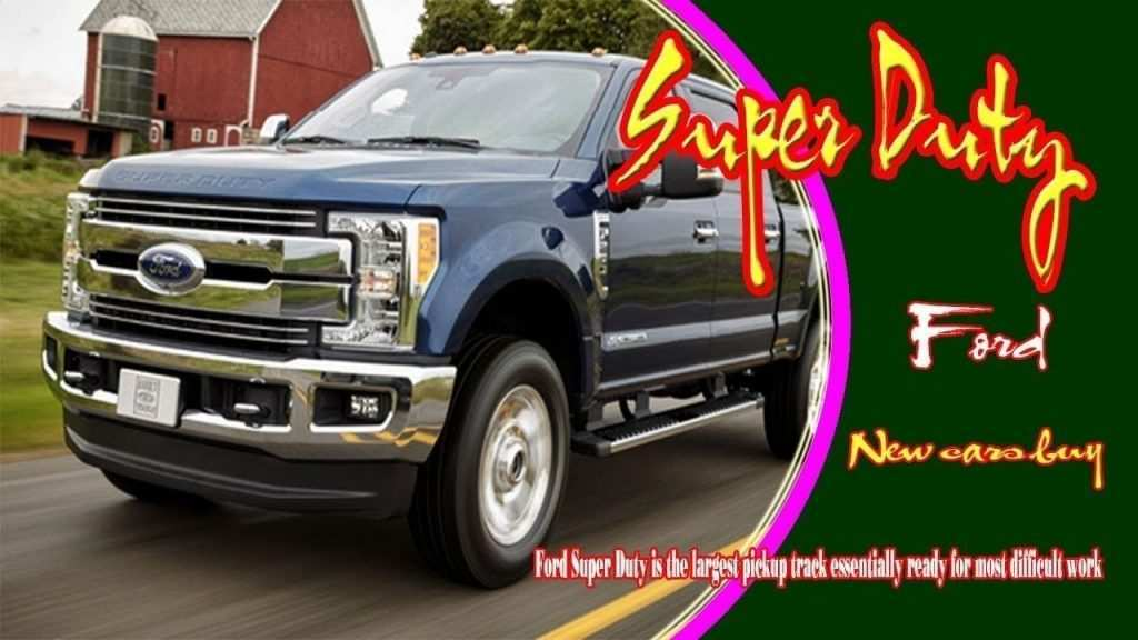 73 The 2020 Ford F250 Diesel Rumored Announced Price And Review