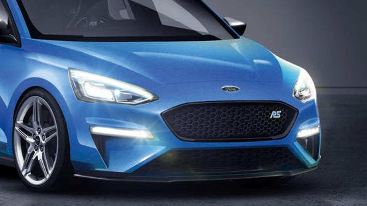 73 The 2020 Ford Focus RS Configurations