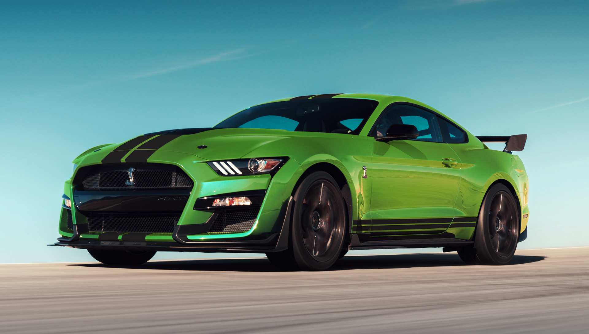 73 The 2020 Ford Mustang Shelby Gt500 New Concept