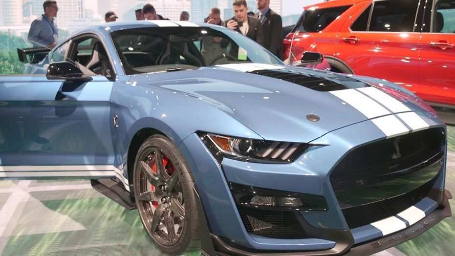 73 The 2020 Ford Mustang Wallpaper