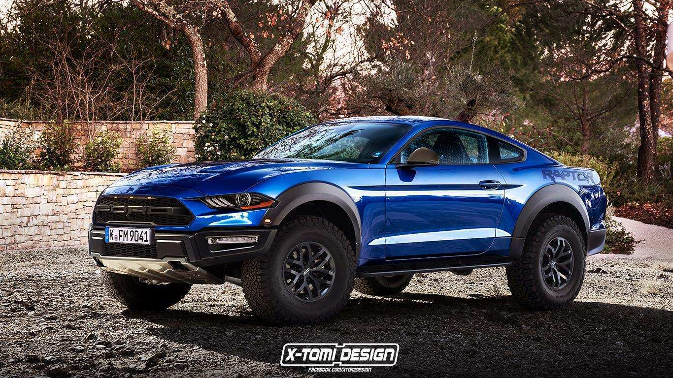 73 The 2020 Ford Raptor Overview