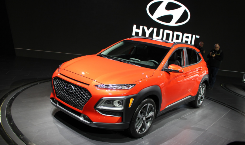 73 The 2020 Hyundai Kona Release Date Model