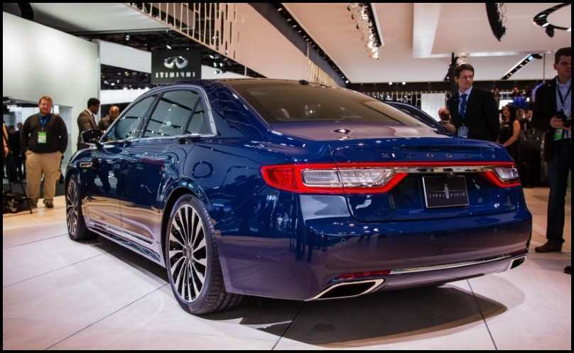73 The 2020 The Lincoln Continental Images