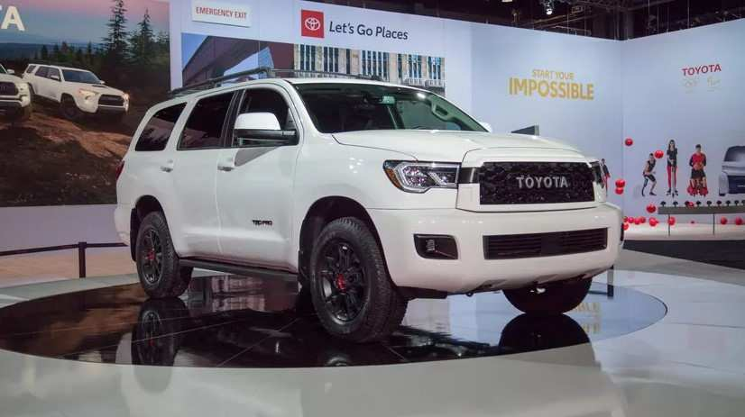 73 The 2020 Toyota 4Runner Picture