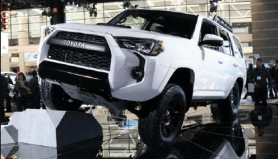73 The 2020 Toyota Sequoias Configurations