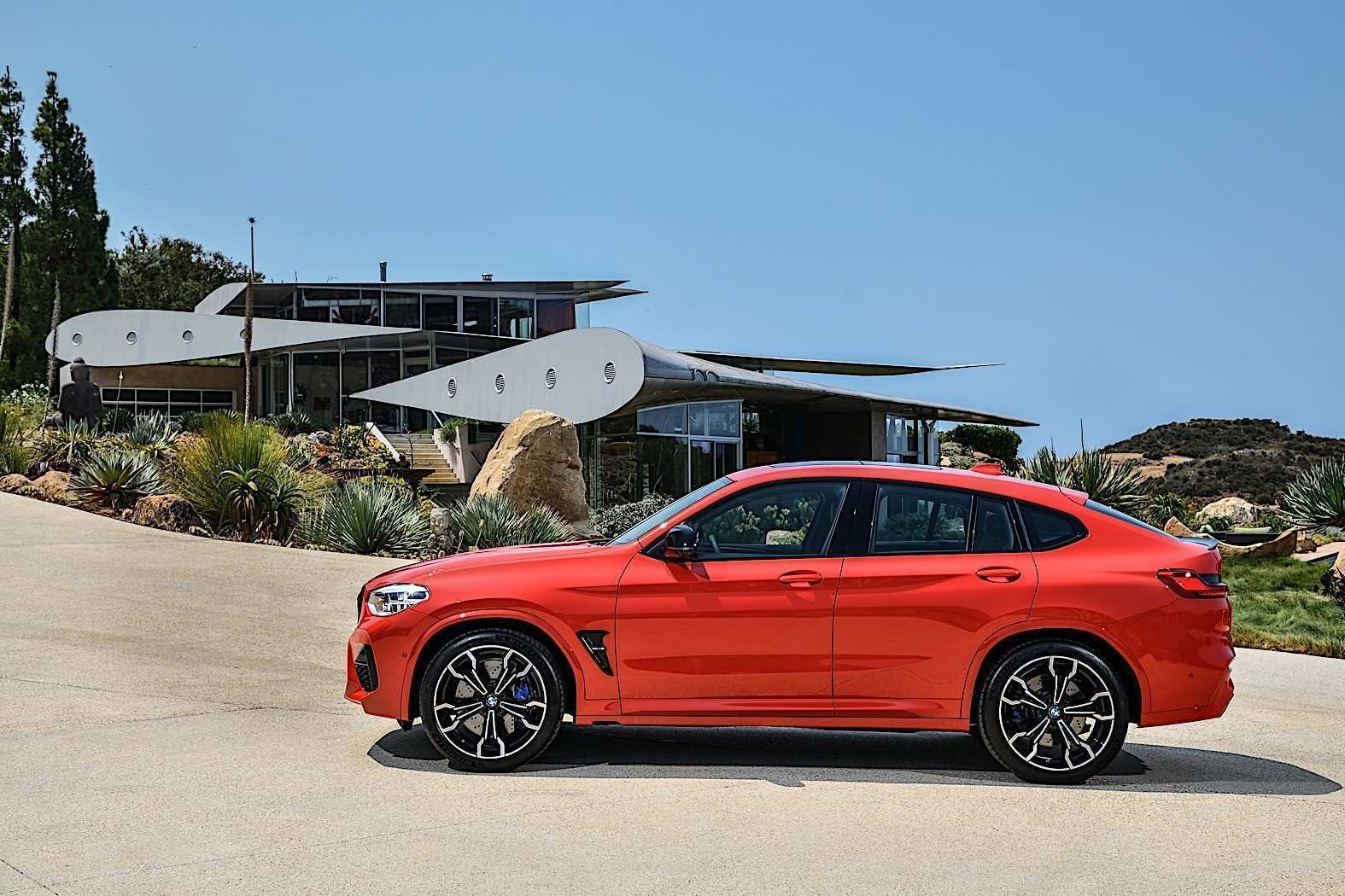 73 The BMW X4 2020 Spesification