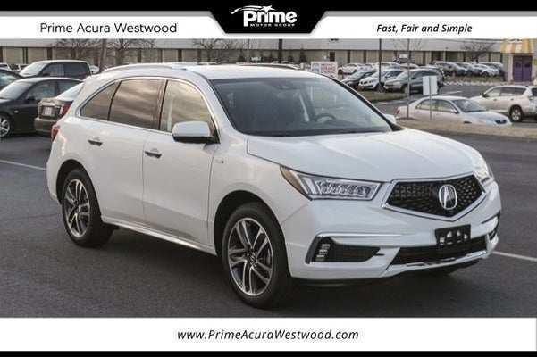 73 The Best 2019 Acura MDX Hybrid New Concept