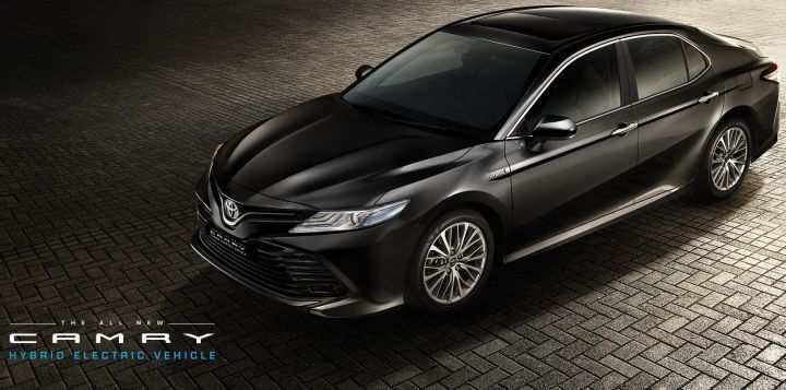 73 The Best 2019 All Toyota Camry Research New
