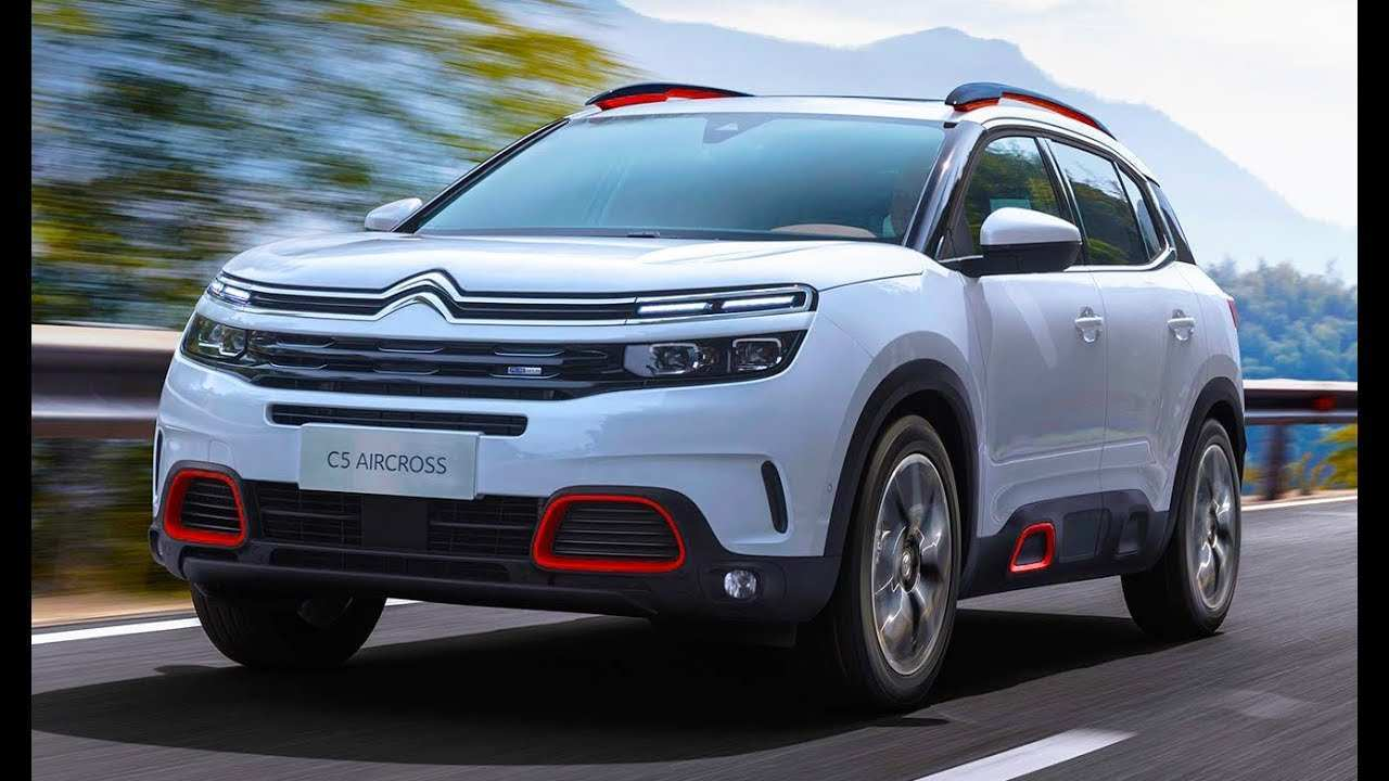 73 The Best 2019 Citroen C5 Release Date And Concept