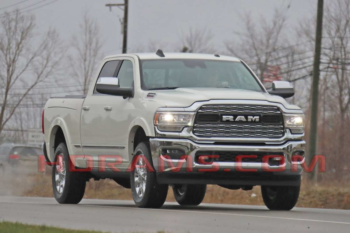 73 The Best 2019 Dodge Ram 2500 Cummins Performance And New Engine