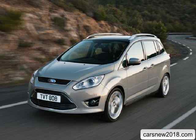 73 The Best 2019 Ford C Max New Review