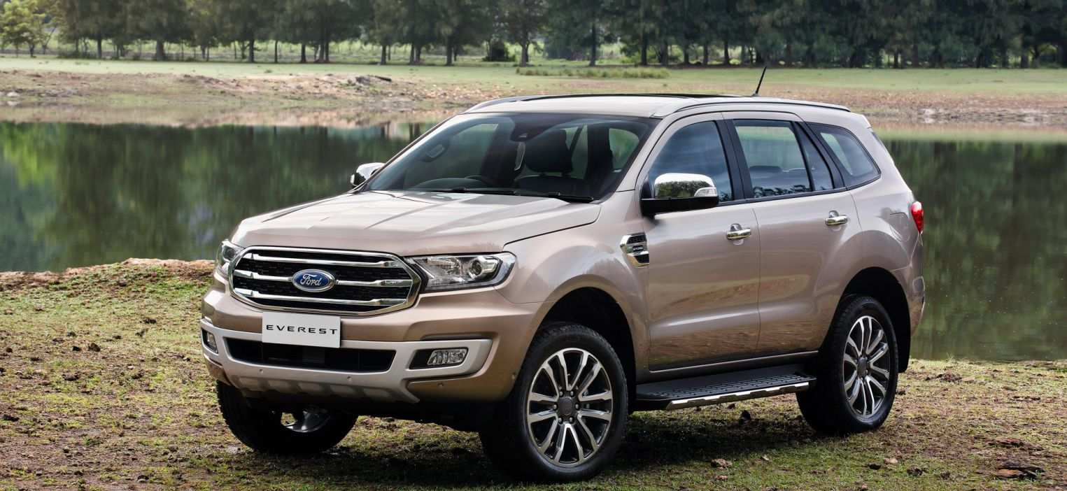 73 The Best 2019 Ford Everest Specs