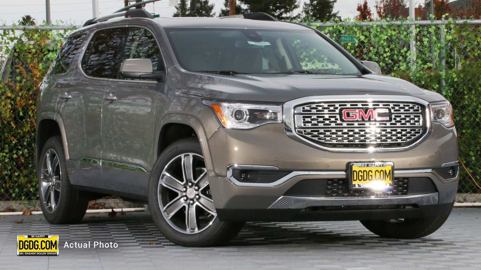73 The Best 2019 Gmc Acadia Denali Rumors