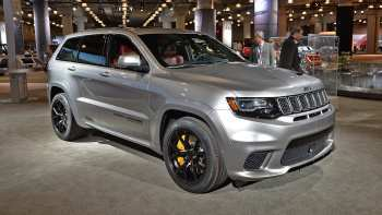 73 The Best 2019 Grand Cherokee Srt Hellcat First Drive