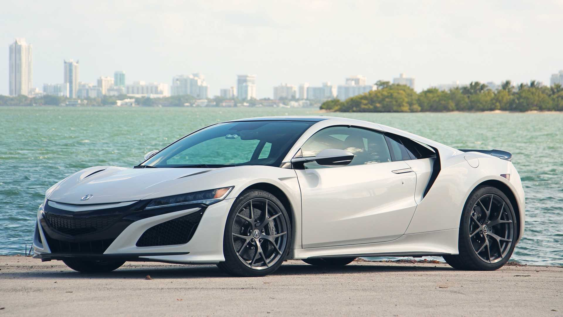 73 The Best 2019 Honda Nsx New Review