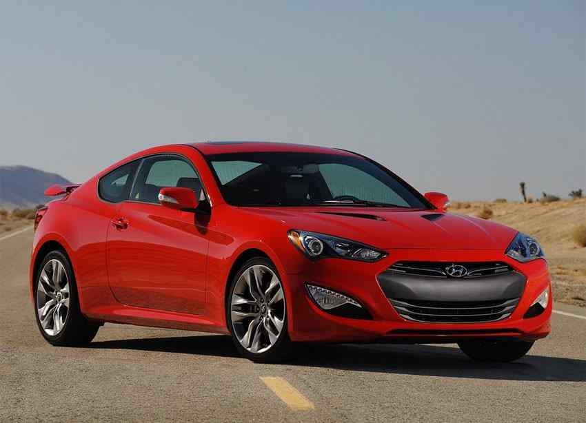 73 The Best 2019 Hyundai Genesis Coupe Overview