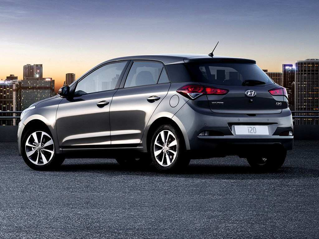 73 The Best 2019 Hyundai I20 Exterior