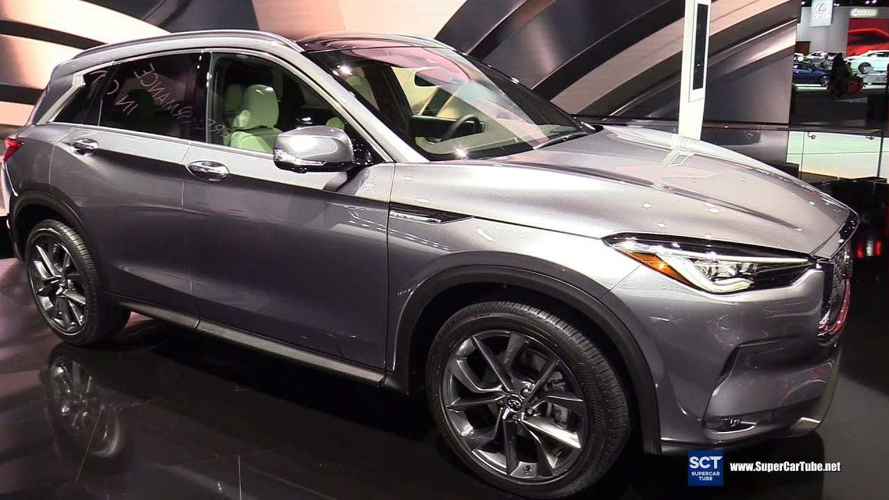 73 The Best 2019 Infiniti Qx50 Luxe Interior Performance