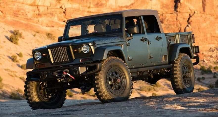 73 The Best 2019 Jeep Gladiator Research New