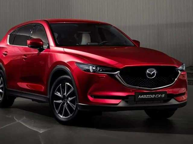 73 The Best 2019 Mazda CX 5 Overview