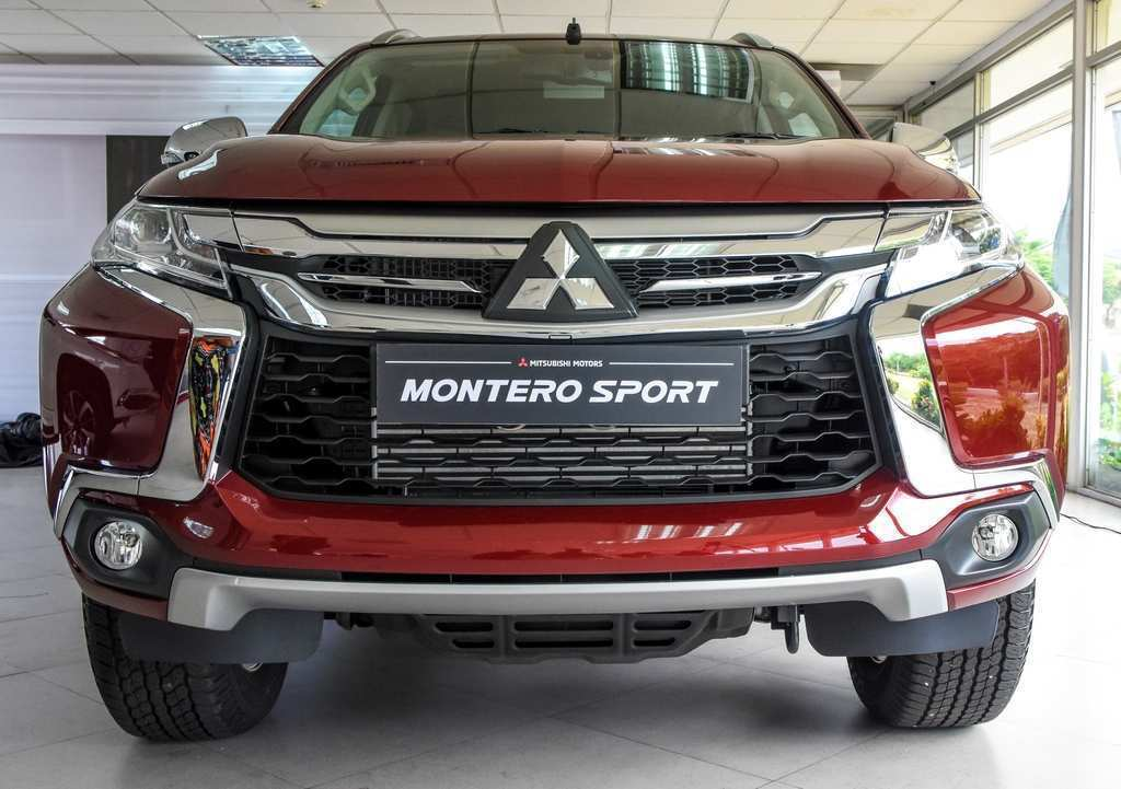 73 The Best 2019 Mitsubishi Montero Sport Images