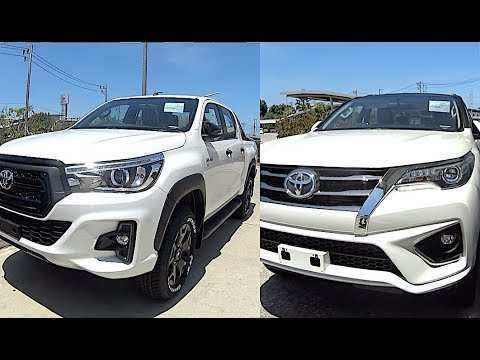 73 The Best 2019 Toyota Fortuner Model