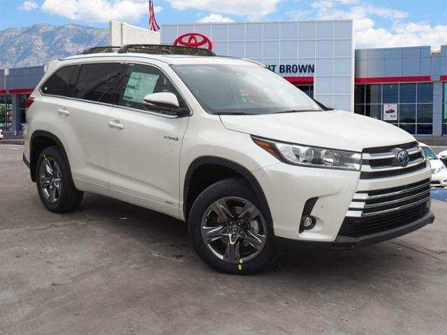 73 The Best 2019 Toyota Highlander Price Design And Review