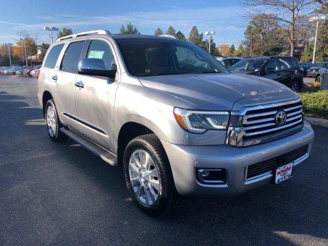 73 The Best 2019 Toyota Sequoia Exterior