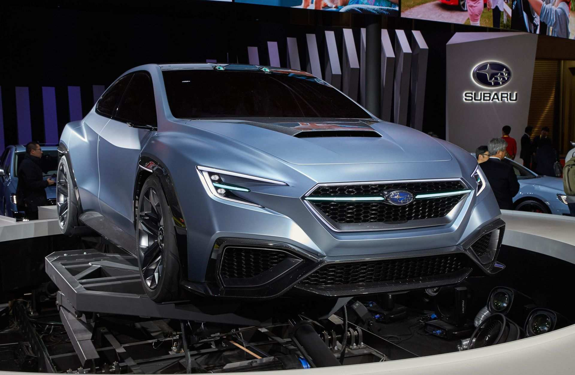 73 The Best 2019 Wrx Sti Hyperblue Price And Review