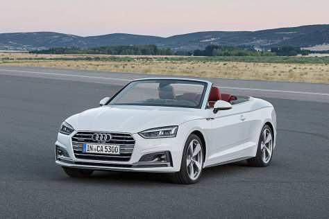 73 The Best 2020 Audi Rs5 Cabriolet Exterior
