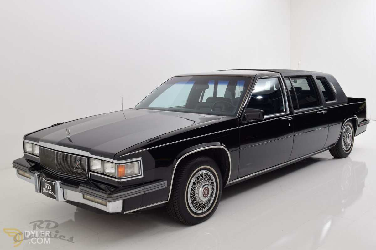 73 The Best 2020 Cadillac Fleetwood Series 75 Price