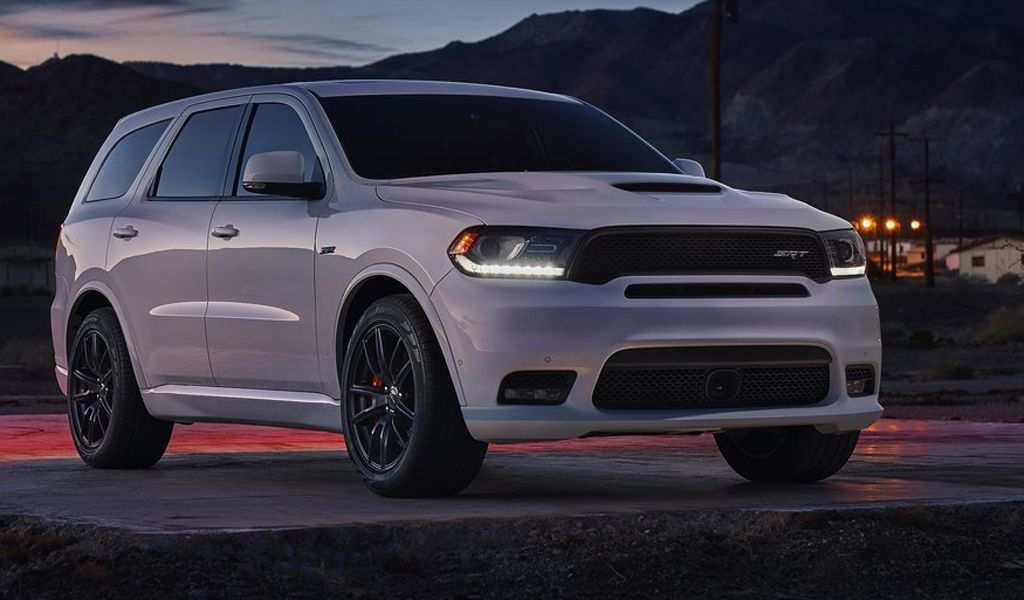 73 The Best 2020 Dodge Durango Pictures