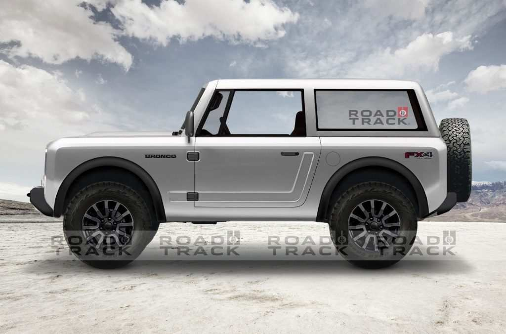 73 The Best 2020 Ford Svt Bronco Raptor Release Date And Concept