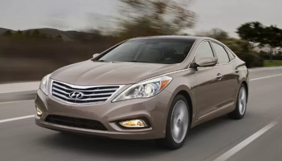 73 The Best 2020 Hyundai Azera Redesign And Concept