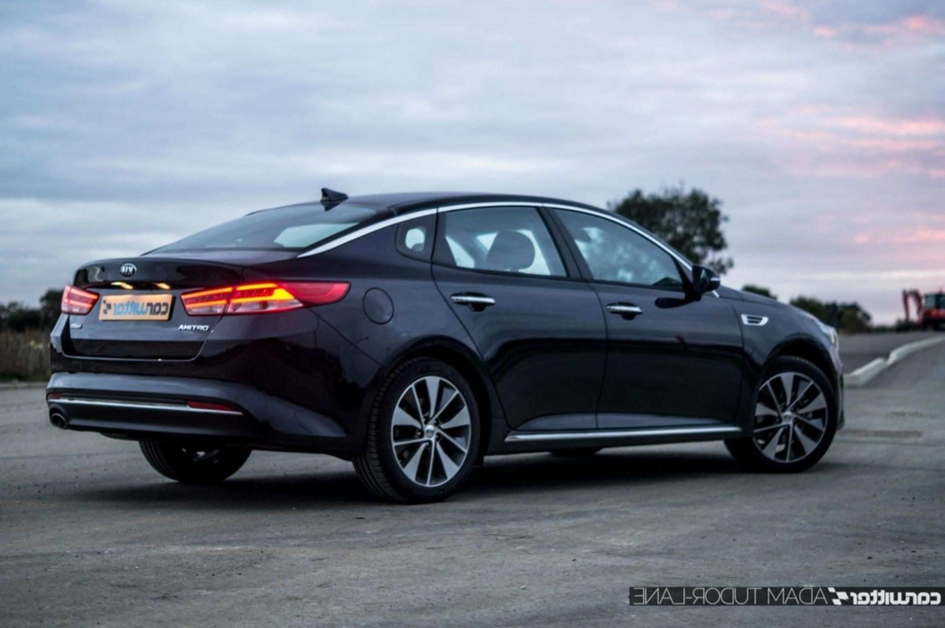 73 The Best 2020 Kia OptimaConcept Photos