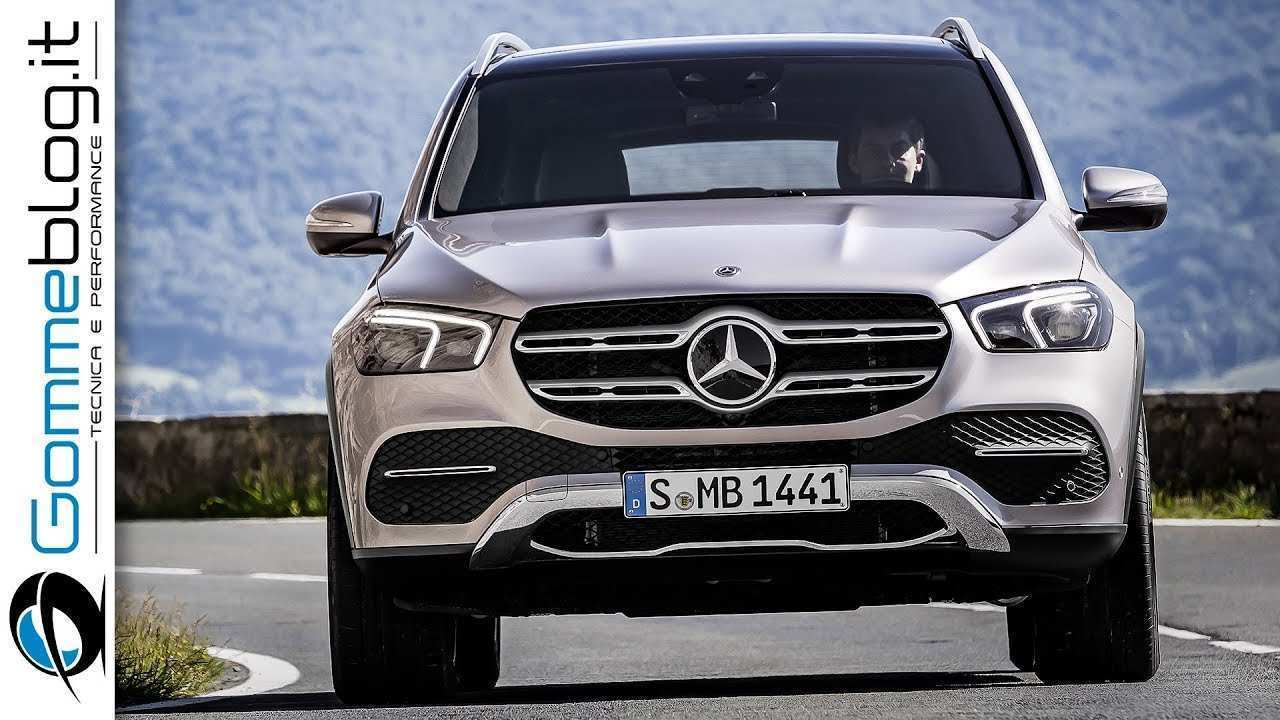 73 The Best 2020 Mercedes Benz M Class New Model And Performance