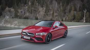 73 The Best 2020 Mercedes CLA 250 Release Date
