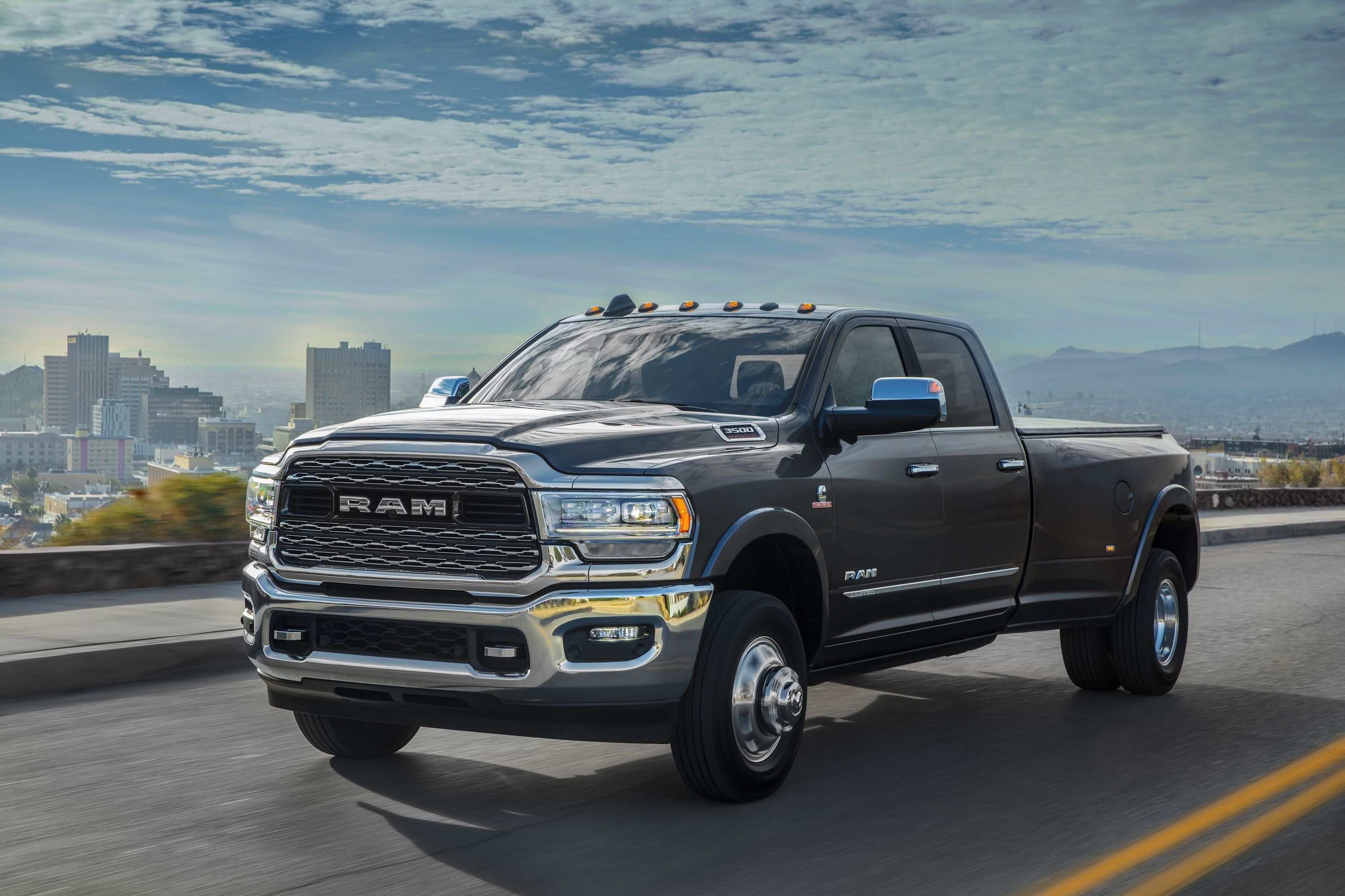 73 The Best 2020 Ram 3500 Diesel Redesign And Concept