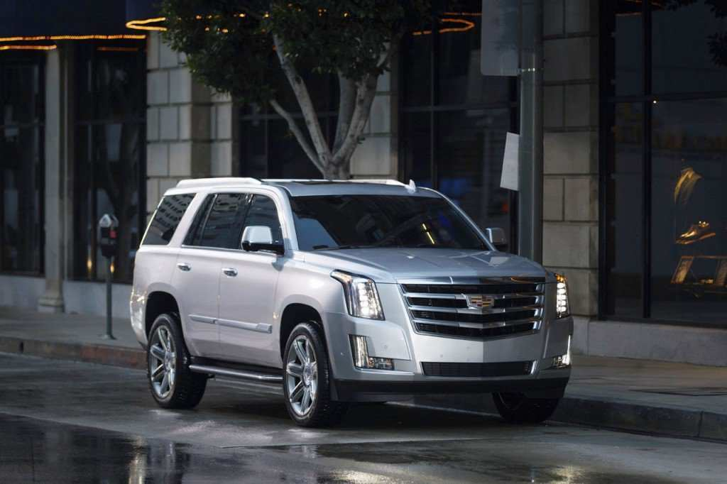 73 The Best Cadillac Suv 2020 Wallpaper