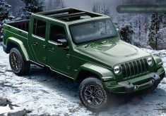 Jeep Rubicon Truck 2020