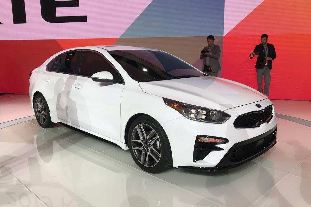 73 The Best Kia 2019 Mexico Release Date And Concept