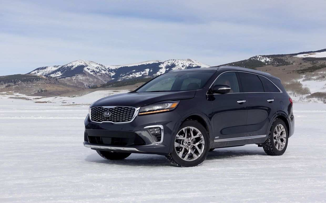 73 The Best Kia Sorento 2019 Video Performance And New Engine