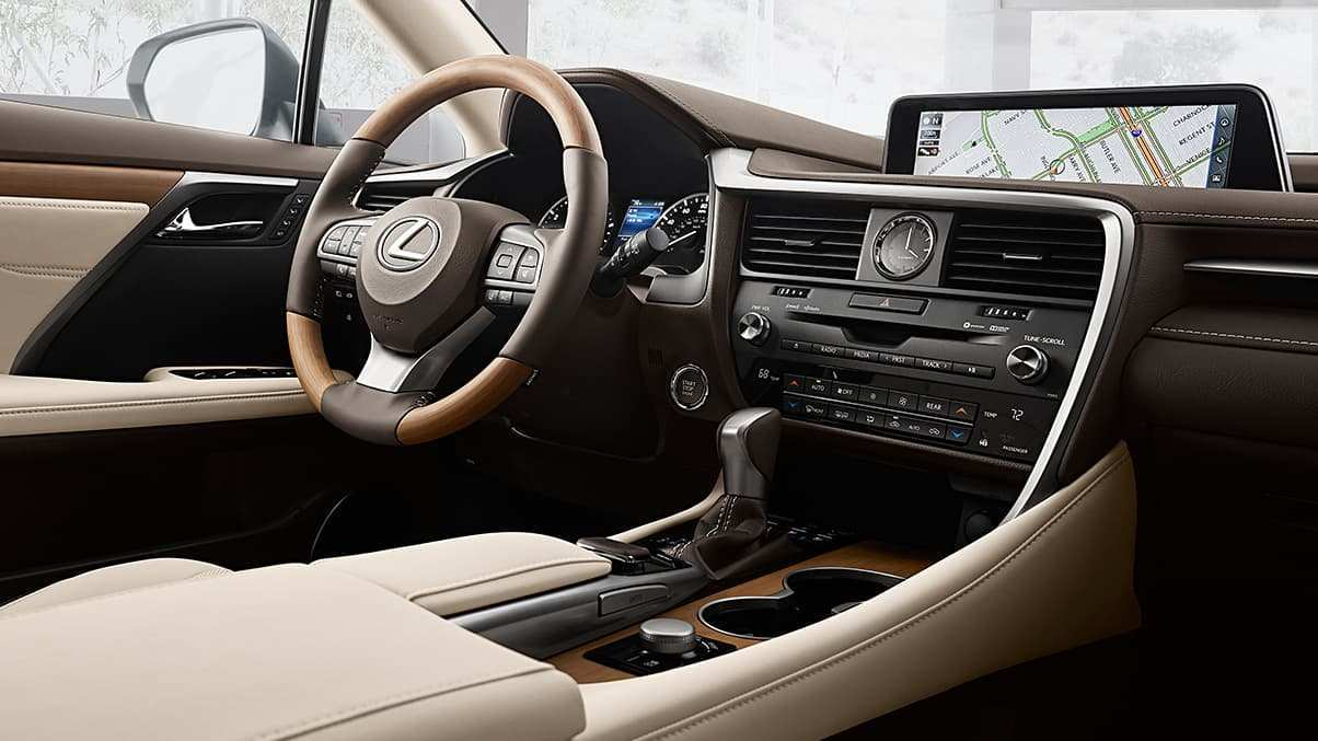 73 The Best Lexus Lx 2019 Interior Photos
