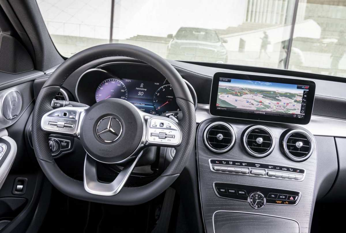 73 The Best Mercedes Benz C Class Facelift 2019 Redesign And Review