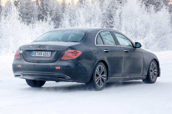 73 The Best Mercedes E Class Facelift 2019 Pictures