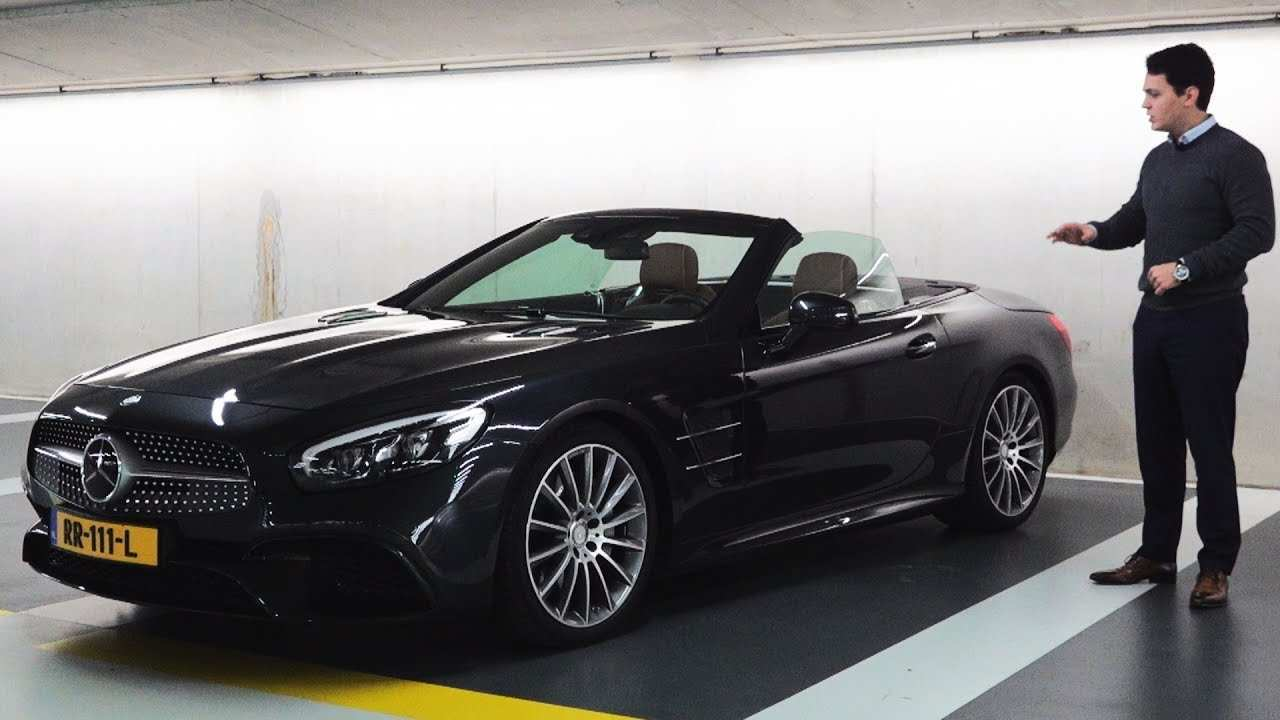 73 The Best Mercedes Sl 2019 Release Date