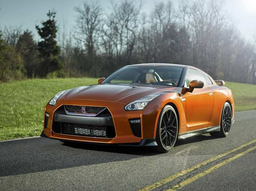 73 The Best Nissan Gtr 2019 Top Speed Speed Test