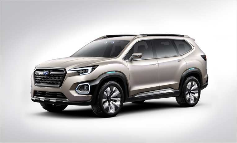 73 The Best Subaru Forester 2020 Concept New Model And Performance