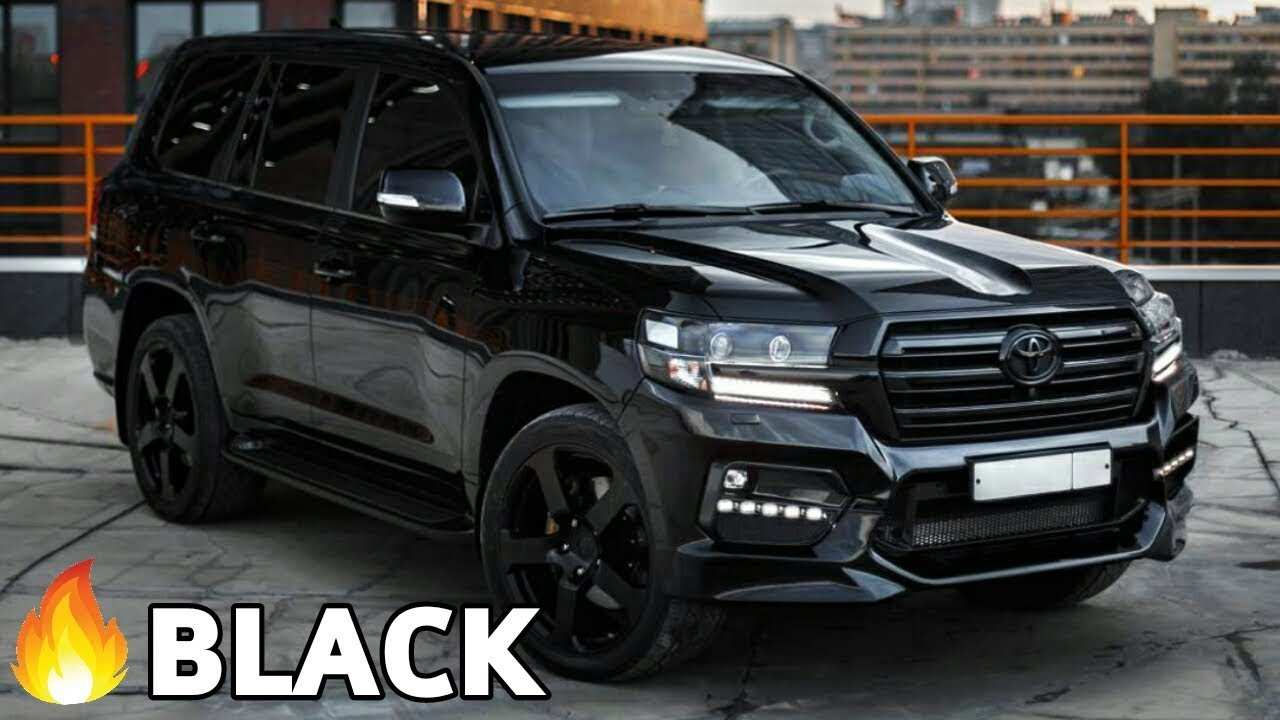 73 The Best Toyota Land Cruiser V8 2019 Review